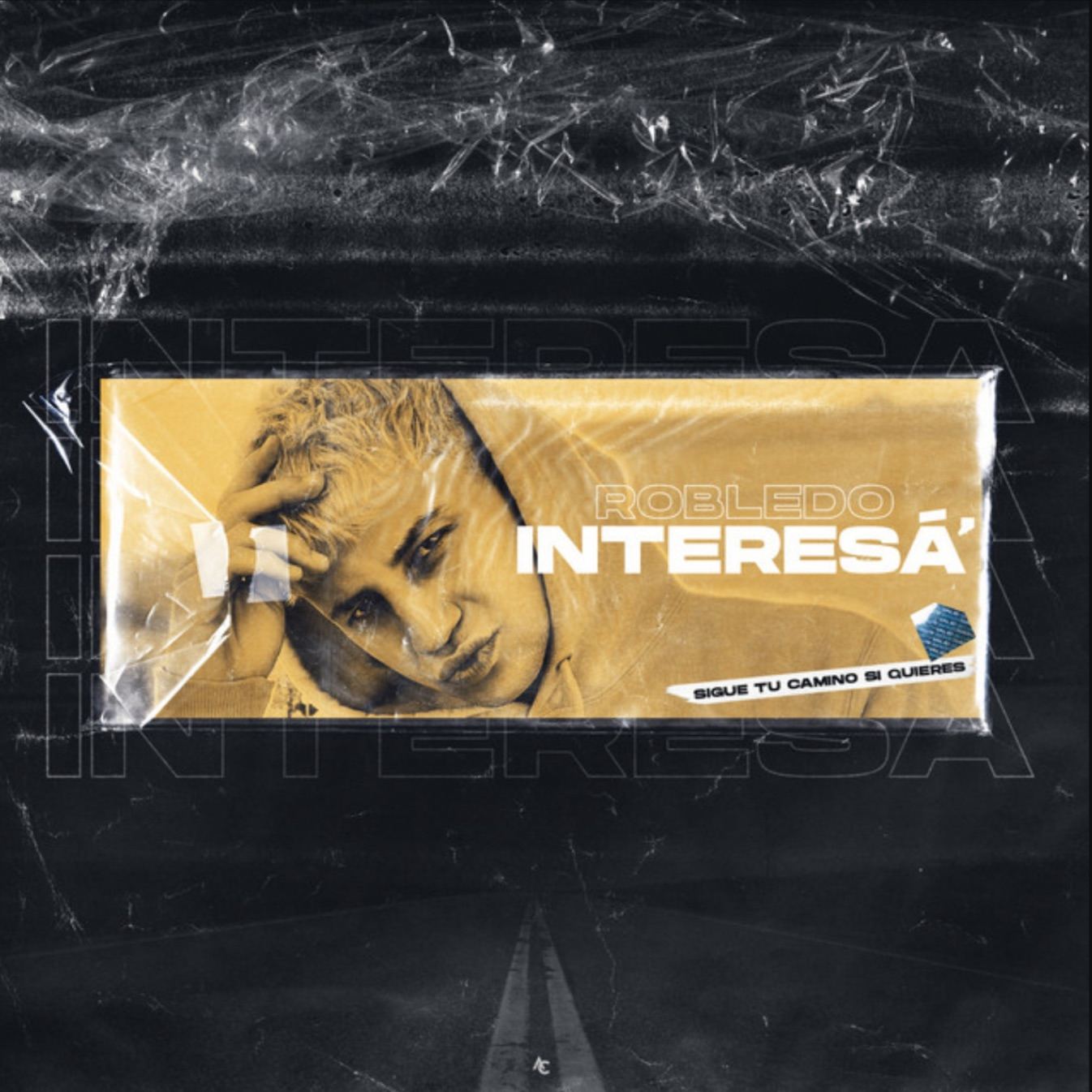 robledo interesa cover artwork